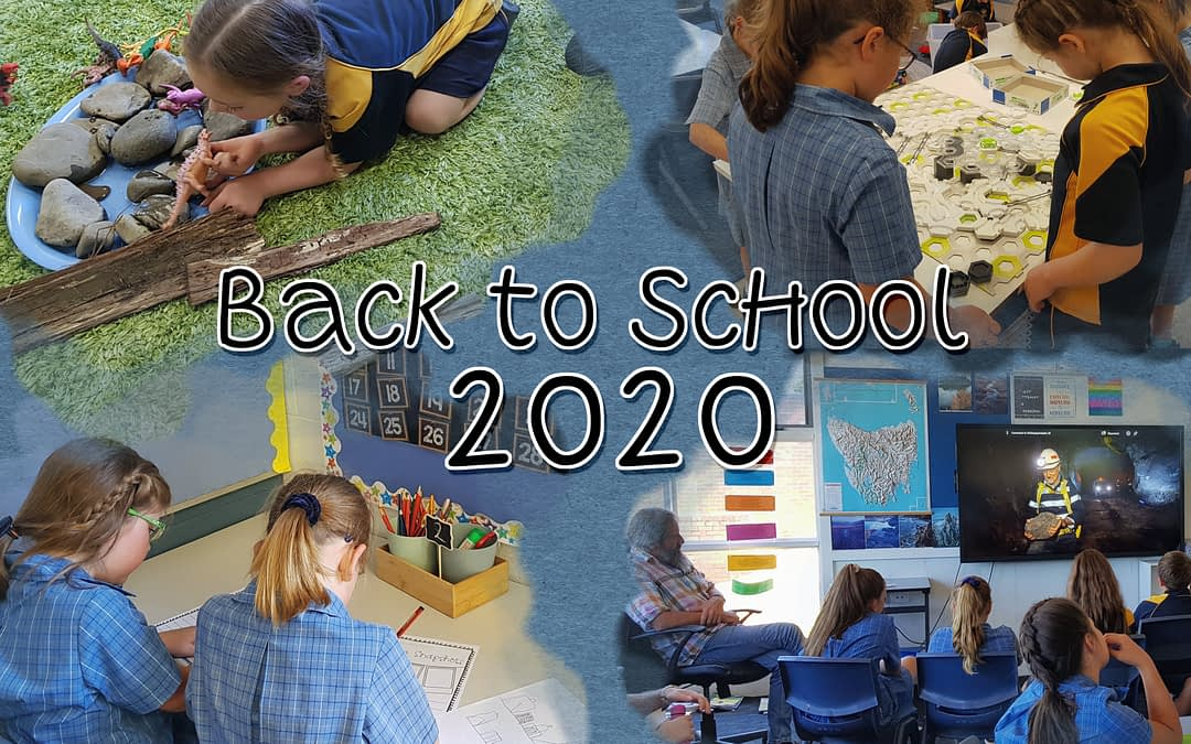 Term 1 Week 2 – Principal's message 'Welcome back'