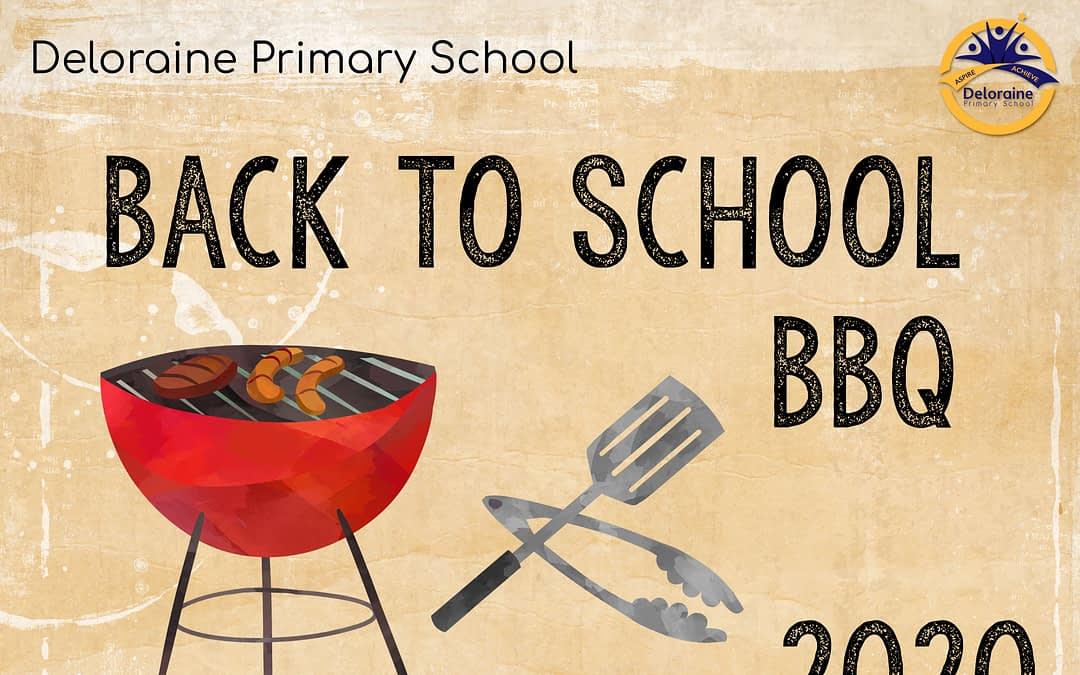 Term 1 Week 3 – 'Back to School BBQ'