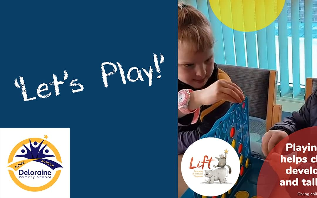 LIFT – Family Games Day