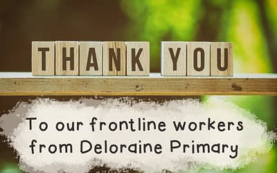 20 May – Thank you to our frontline workers!