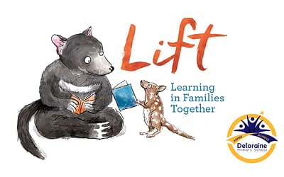3 September – LIFT 'Learning in Families Together'