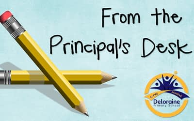 From the Principal's Desk – Welcome Back 2021!