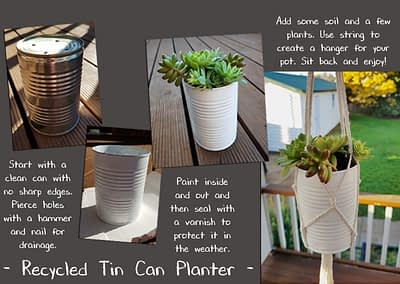 Tim Can Planter (Middle-Upper Primary)
