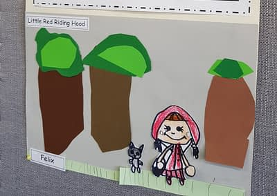 Prep A (Barnes/Turnbull) - Little Red Riding Hood