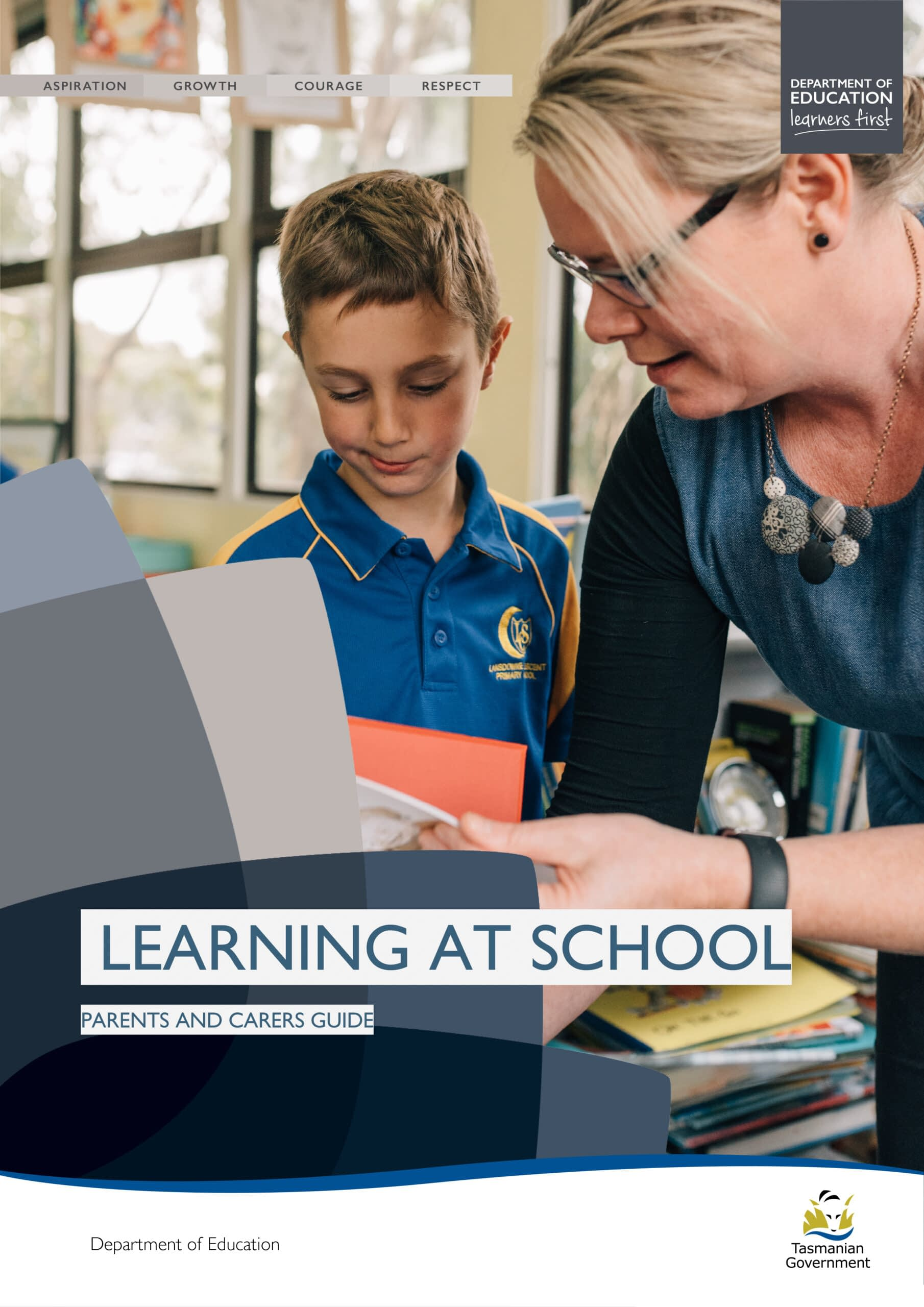 Learning at school - Term 3