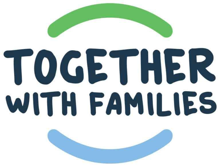 words - together with families